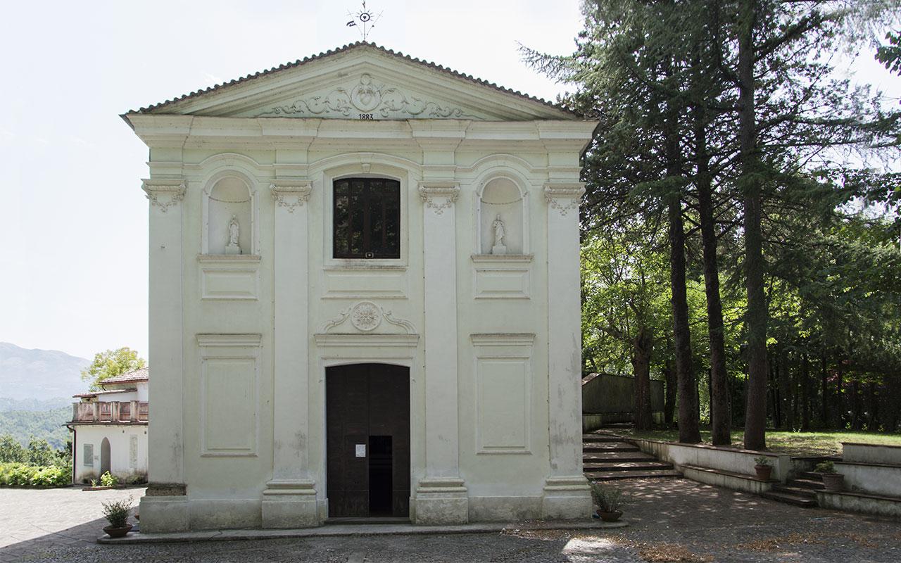 Laino Borgo – Santuario Madonna delle Cappelle