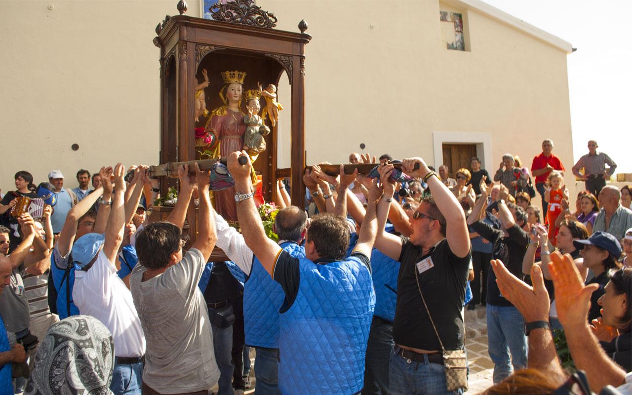 San Severino Lucano – La Madonna del Pollino
