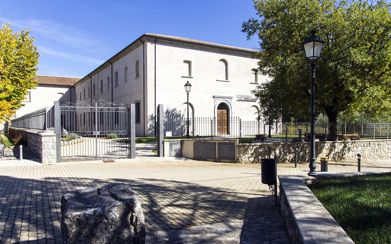 Rotonda – La sede del Parco Nazionale del Pollino