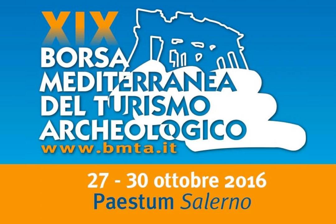 XIX edizione della Borsa Mediterranea del Turismo Archeologico