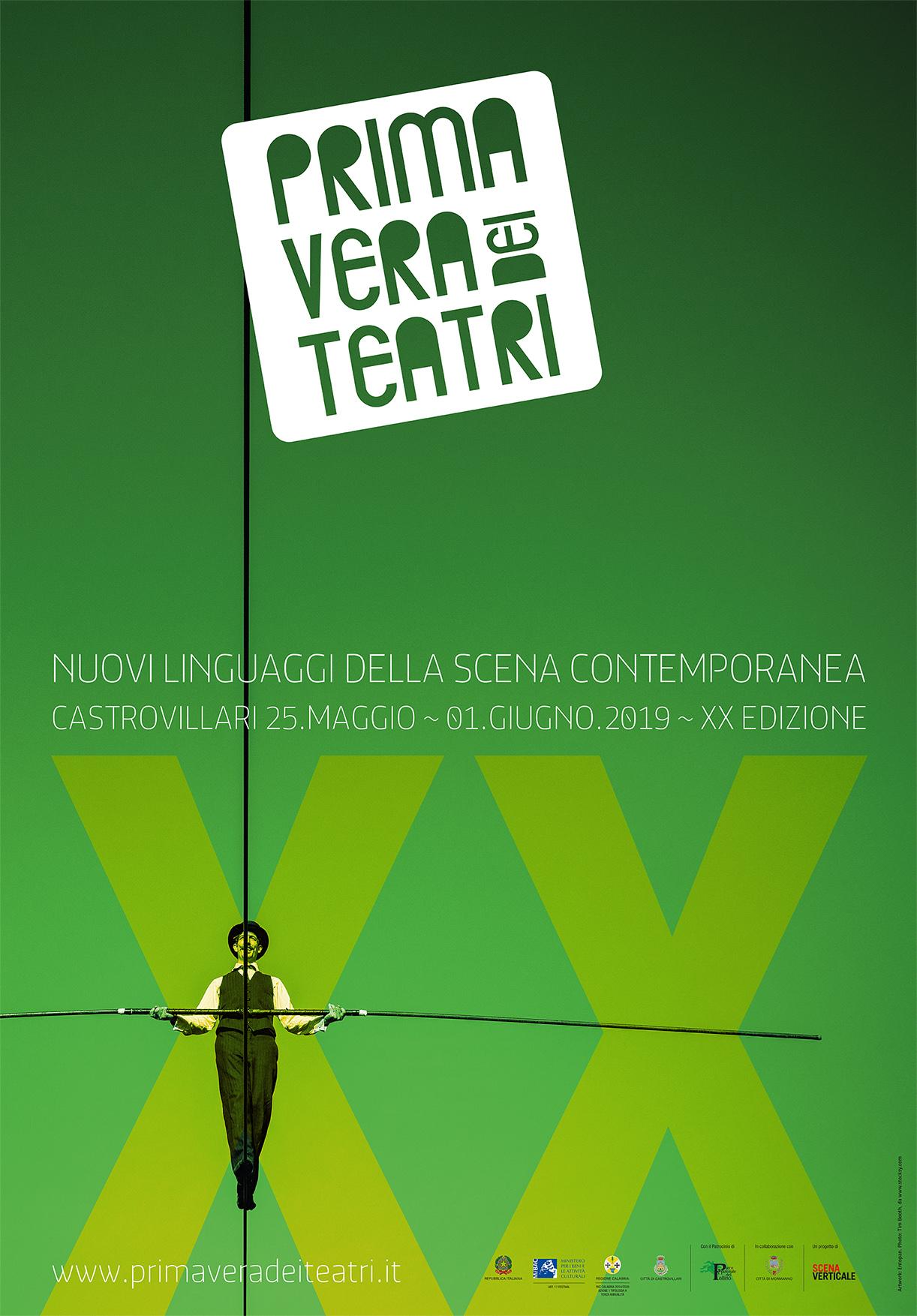 Primavera dei teatri 2019